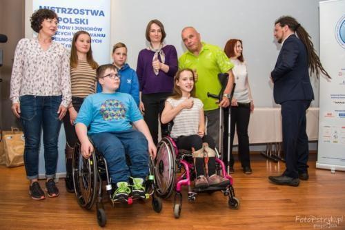 Mistrzostwa Polski Juniorów  w Pływaniu Niepełnosprawnych 11