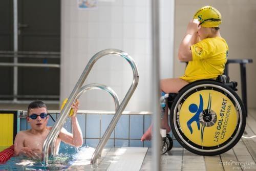 Mistrzostwa Polski Juniorów  w Pływaniu Niepełnosprawnych 3