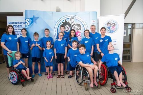 Mistrzostwa Polski Juniorów  w Pływaniu Niepełnosprawnych 9