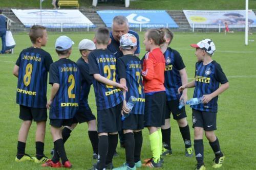 mecz piłki nożnej dla dzieci 14